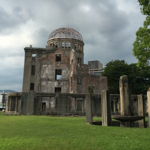 Atomic Dome at Hiroshima