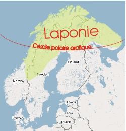 Carte-Laponie