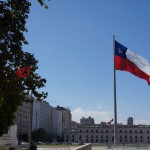 La Moneda (Palais Présidentiel)
