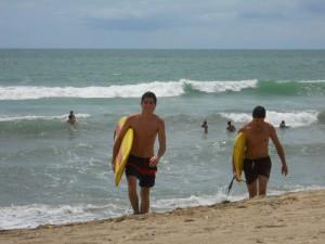 Le surf à Kuta Beach