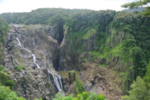 Les chutes de Karunda, à 30 minutes de Cairns