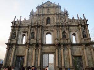 ruines église St-Paul