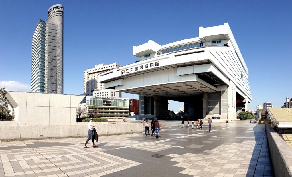 Ma première sortie avec les autres étudiants du College of Business – nous sommes allés visiter le Edo-Tokyo Museum, entre autres. C'était aussi un occasion pour essayer un restaurant et interagir avec les japonais responsable de l'activité et de Cobby, le programme de jumelage des étudiants du College of Business.