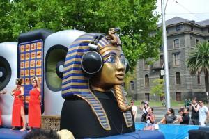 Parade du Moomba Festival